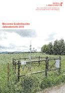 Image de couverture Jahresbericht 2016, Bodenmessnetz Kanton Basel-Landschaft